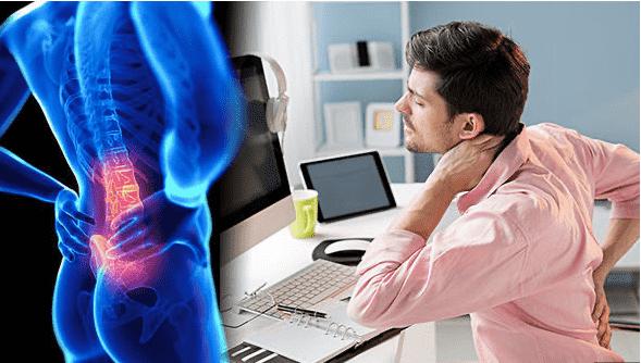 Massage mod spændinger i ryg og skuldre